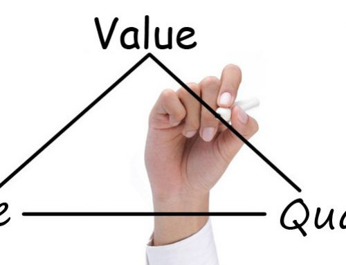 Why quality comes at a premium price